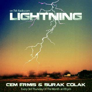 cem ermis & burak colak - LIGHTNING 010 on TM-Radio at May 2012