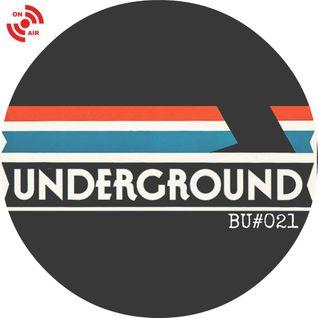 Broadcast Underground #021 : Movement