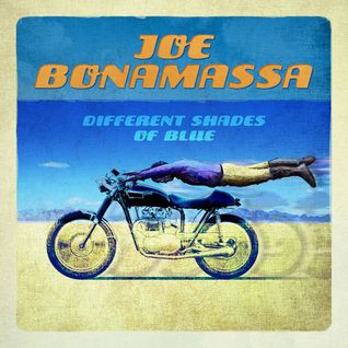 Blues Music and More | Album of the week: JOE BONAMASSA - Different Shades Of Blue