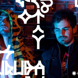 Los Suruba - Ibiza Global Radio January 2011 podcast