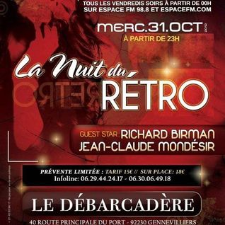 La nuit du Retro live to Debarcadere part 2