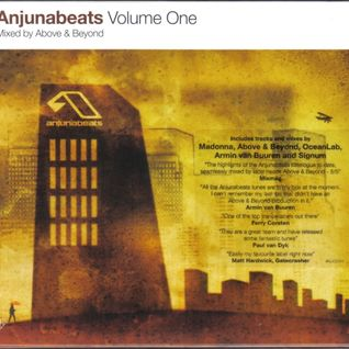 Anjunabeats Volume One