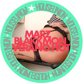 MARZ BLAKKMON-VERANO HOT(HOUSEUNIONLABEL)