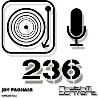 Techno Music | Joy Fagnani in the Rhythm Convert(ed) Podcast 236 (Studio Mix)