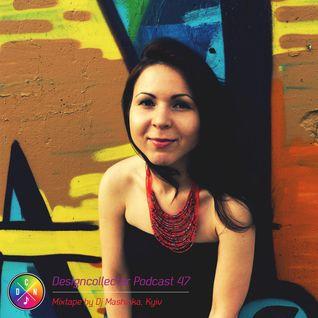 Designcollector Mixtape #47 2012 by Dj Mashinka