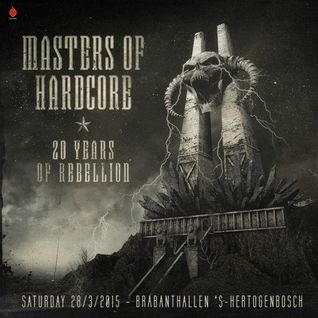 Dr. Peacock - Live @ Masters Of Hardcore - 20 Years Of Rebellion [Industrial Area]