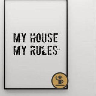 Garçon de Maison - My House My Rules #100  ➀➈➏➌