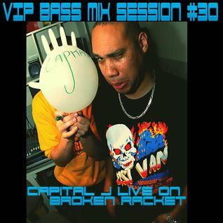 Capital J Live on Broken Racket Show - Broadcasted on NSB Radio