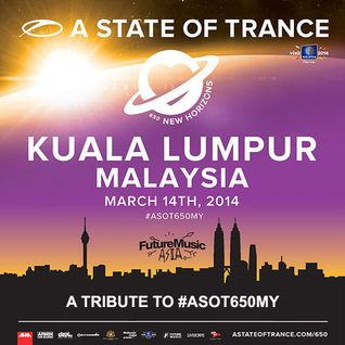A Tribute To #ASOT650MY