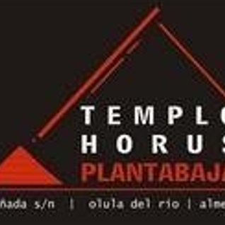 Peter Crunch b2b Brun Off,Closing Set @ Templo Horus ( Almería, Spain ) 23/09/2012
