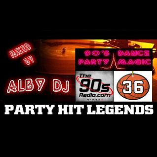 Party Hit Legends #36 - The Best 90's Hits Songs
