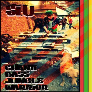 Shanti Bass Podcast 005 - Si:D Jungle Warrior