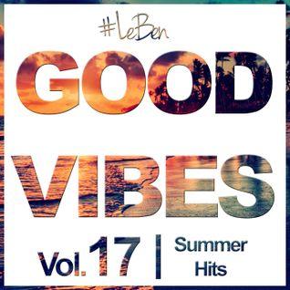 GOOD VIBES Vol.17, Summer Hits