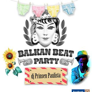 Obscure Original Folk and real Balkan(beats). dj PrinsenPaulista from Balkan Beat Party Skandinavia