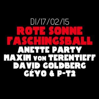 Géyo | ROTE SONNE, Munich | 17-02-2015
