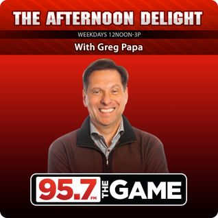 Afternoon Delight - Hour 1 - 8/23/16