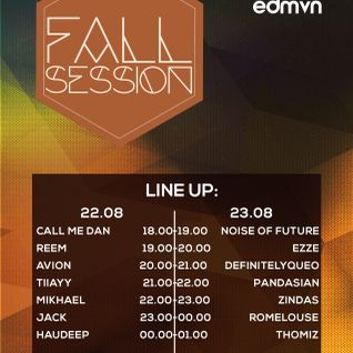 EDMVN - 2015 Fall Session - Jack