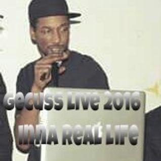 GECUSS INNA REAL LIFE LIVE JUGGLIN 2016