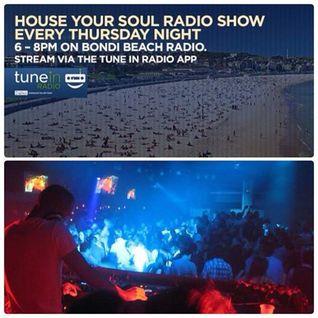 HYS Show on Bondi Beach Radio with George Kristopher House Classics 22.9.16