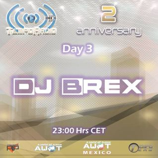 Dj Brex - Tempo Radio 2nd Anniversary