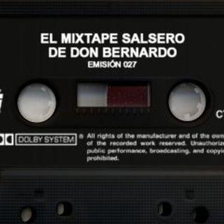 El Mixtape Salsero de Don Bernardo - Emisión 027