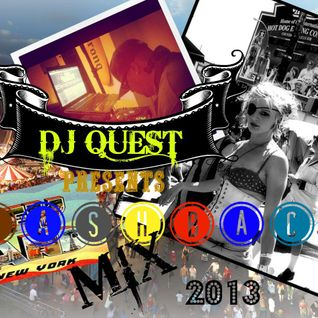 FLASHBACK QUEST MIX .2013   (These Where The Times)