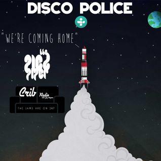 Pied Piper - Disco Police (LIVE SET Crib Radio FEB 2016)
