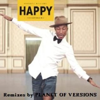 PHARRELL WILLIAMS: Happy (PLANET OF VERSIONS Ventricular Dub)