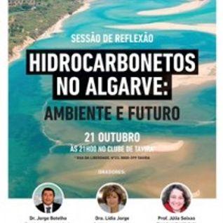 Entrevista - Sessão Hidrocarbonetos no Algarve - Guilherme Portada - 20Out