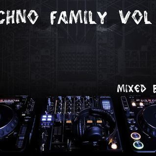 Techno Family Vol 4 mixed by Wistler