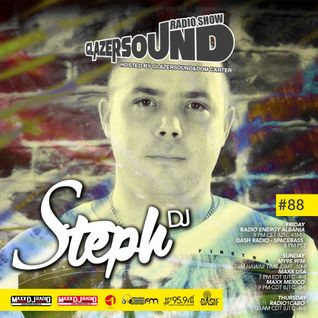 Glazersound Radio Show Episode #88 W/Special Guest Steph Dj