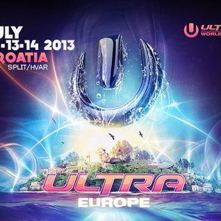Armin van Buuren - Live @ Ultra Europe (Croatia) - 13.07.2013