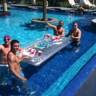 Cabo Pool Mix 2012