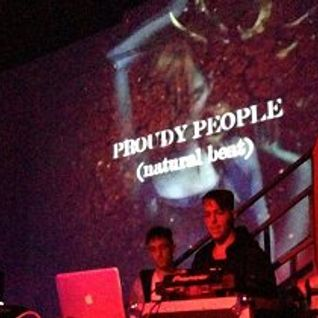 Proudly People @ EGGLondonRadio 18.10.2014