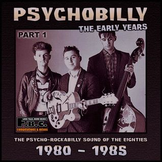 Psychobilly: Early Years # 1