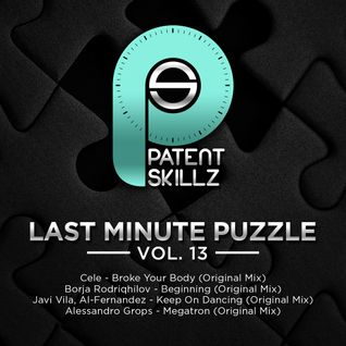 Cele - Broke your Body (Original Mix) Patent Skillz