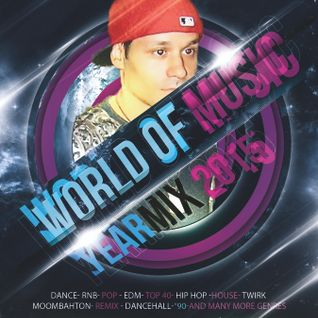 World Of Music Yearmix 2015 Mixed By Stephano Rossi