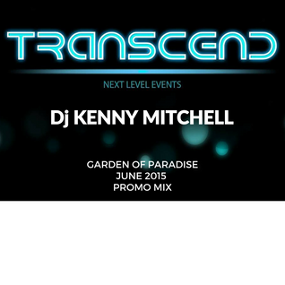 TRANSCEND : GARDEN OF PARADISE PARTY // DJ PROMO