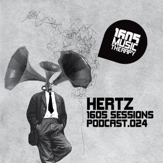1605 Podcast 024 with Hertz