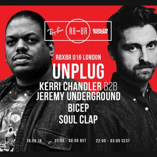 Jeremy Underground Boiler Room Kerri Chandler