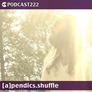 CS Podcast 222: [a]pendics.shuffle