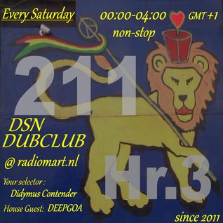 DSN DUBCLUB 211 Hr.3 @ www.radiomart.nl (2015.05.30)