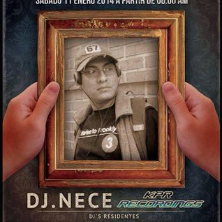 DJ.Nece's Opening At Factory Room 2014