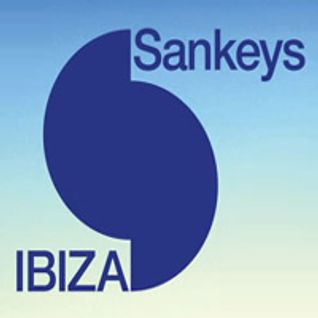 David August / Live broadcast from SANKEYS Ibiza Opening Party / 24.05.2012 / Ibiza Sonica