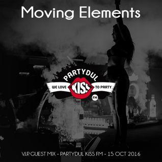 Partydul KissFM ed408 sambata part1 - warmup cu Marian Boba si VIP guestmix by Moving Elements