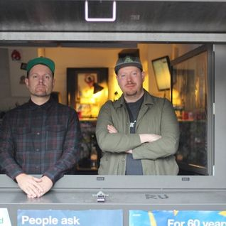 DJ Shadow In Conversation w/ Mr. Beatnick - 31st May 2016