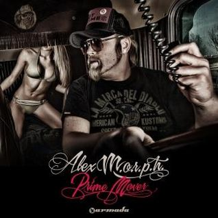 Alex M.O.R.P.H - Prime Mover (Album)