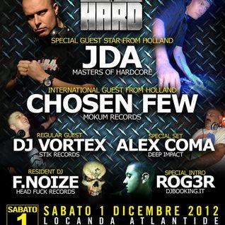 F. Noize @ Back To Hard - 1 - 12 - 2012
