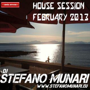 HOUSE SET - FEBRUARY 2013 - DJ STEFANO MUNARI