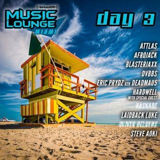 Eric Prydz B2B Deadmau5 LIVE @ SiriusXM Music Lounge Day 3 18/03/16